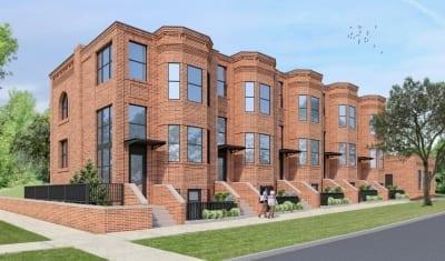2500 Arapahoe St Denver Architecture
