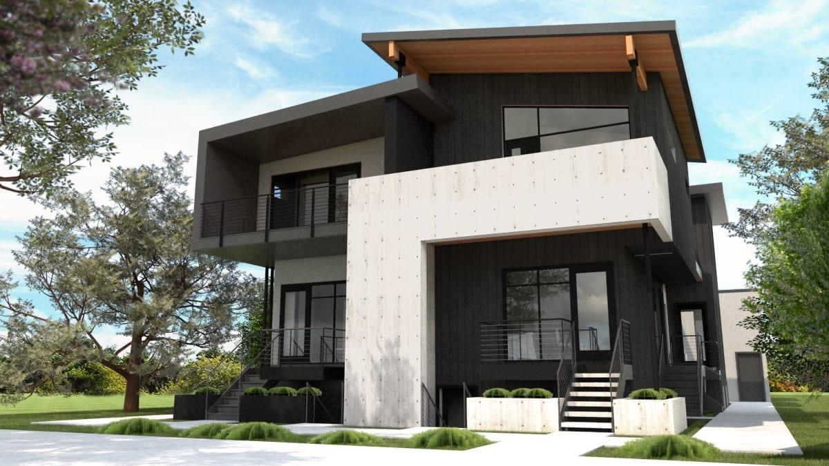 Denver multiunit development project